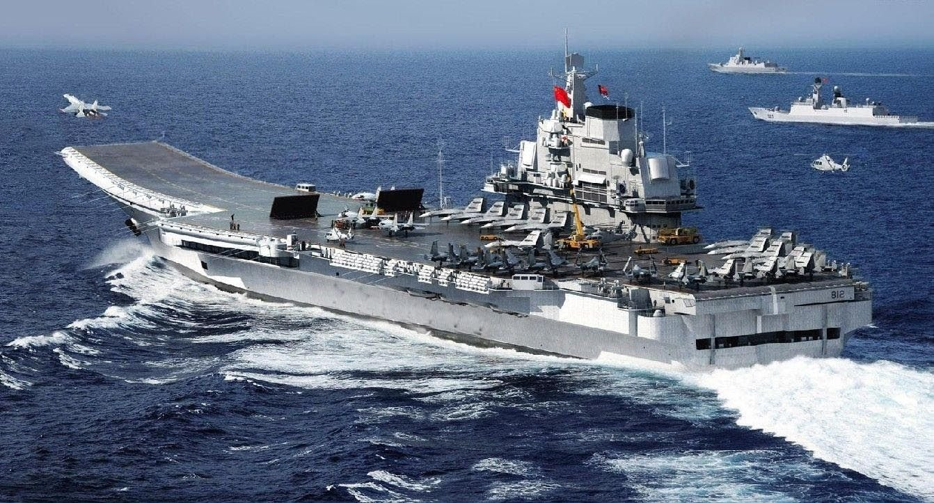 China's First Domestic Aircraft Carrier Almost Certainly