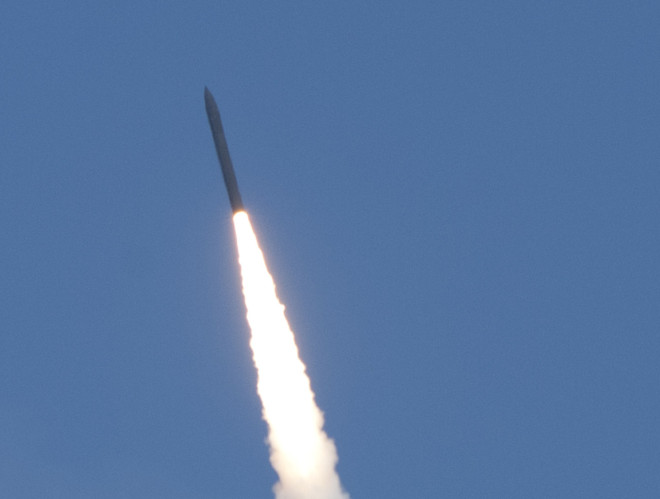 MDA Successfully Tests New Raytheon Ballistic Missile Killer