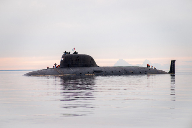 Report: Russian Sub Activity on the Rise in North Atlantic