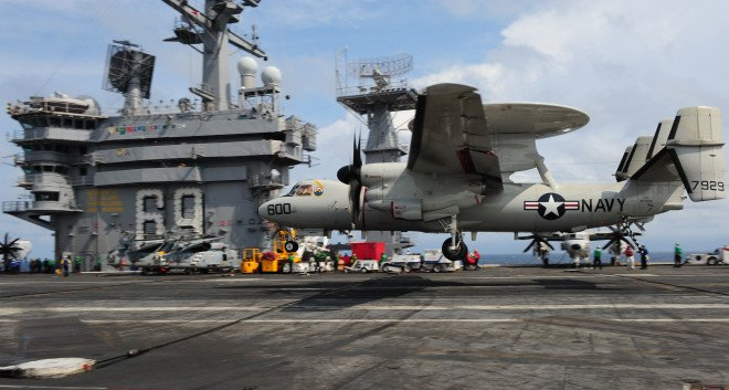 The U.S. Navy's Secret Counter-Stealth Weapon Could Be Hiding in Plain Sight
