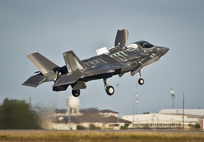 Lockheed: Marine Joint Strike Fighter on Final Approach to Initial Operational Capability