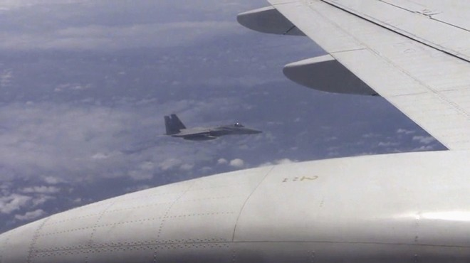 Japan Intercepted Record Number of Chinese and Russian Military Aircraft