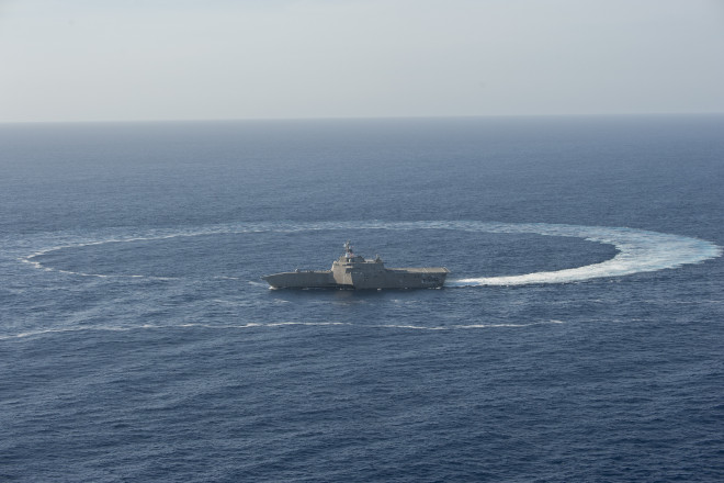 Document: Report to Congress on the Littoral Combat Ship Program