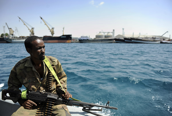 Document: GAO Report on U.S. Anti-Piracy Efforts in Africa