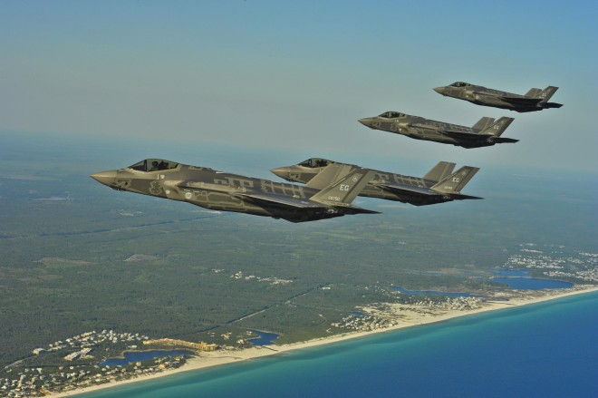 Update: F-35 Cleared to Fly With Restrictions, U.K. Air Show Appearance Cancelled