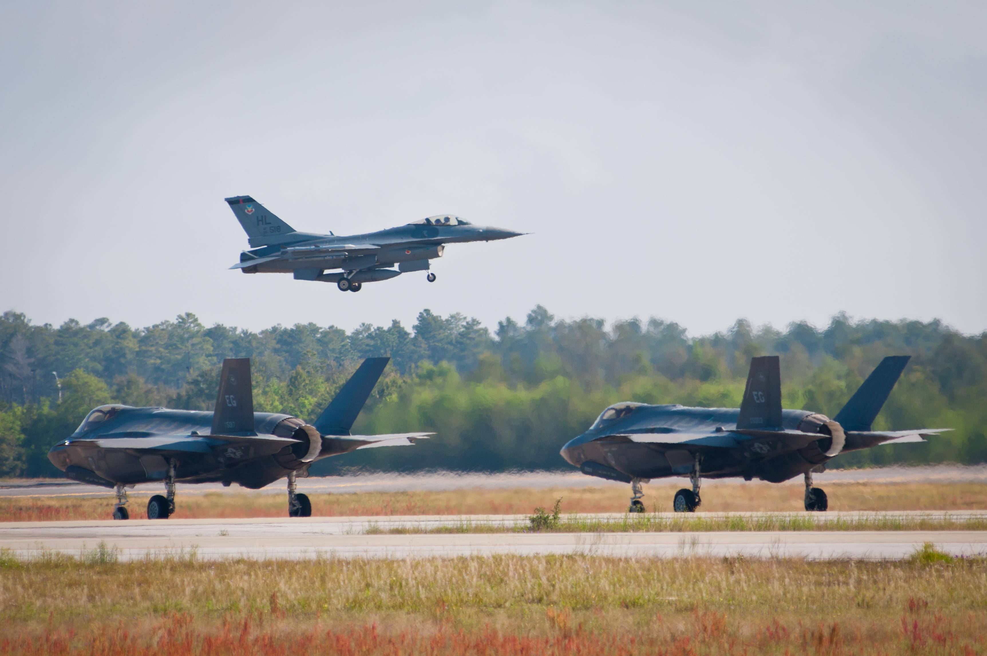 Eglin Air Force Base Archives - USNI News