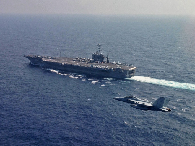 Stackley: Navy Plans to Refuel Carrier George Washington