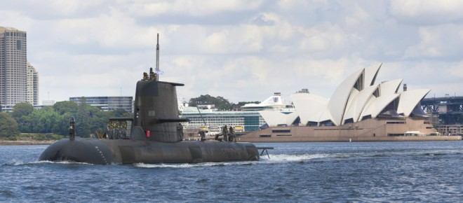 Japan and Australia to Cooperate on New Submarine Design