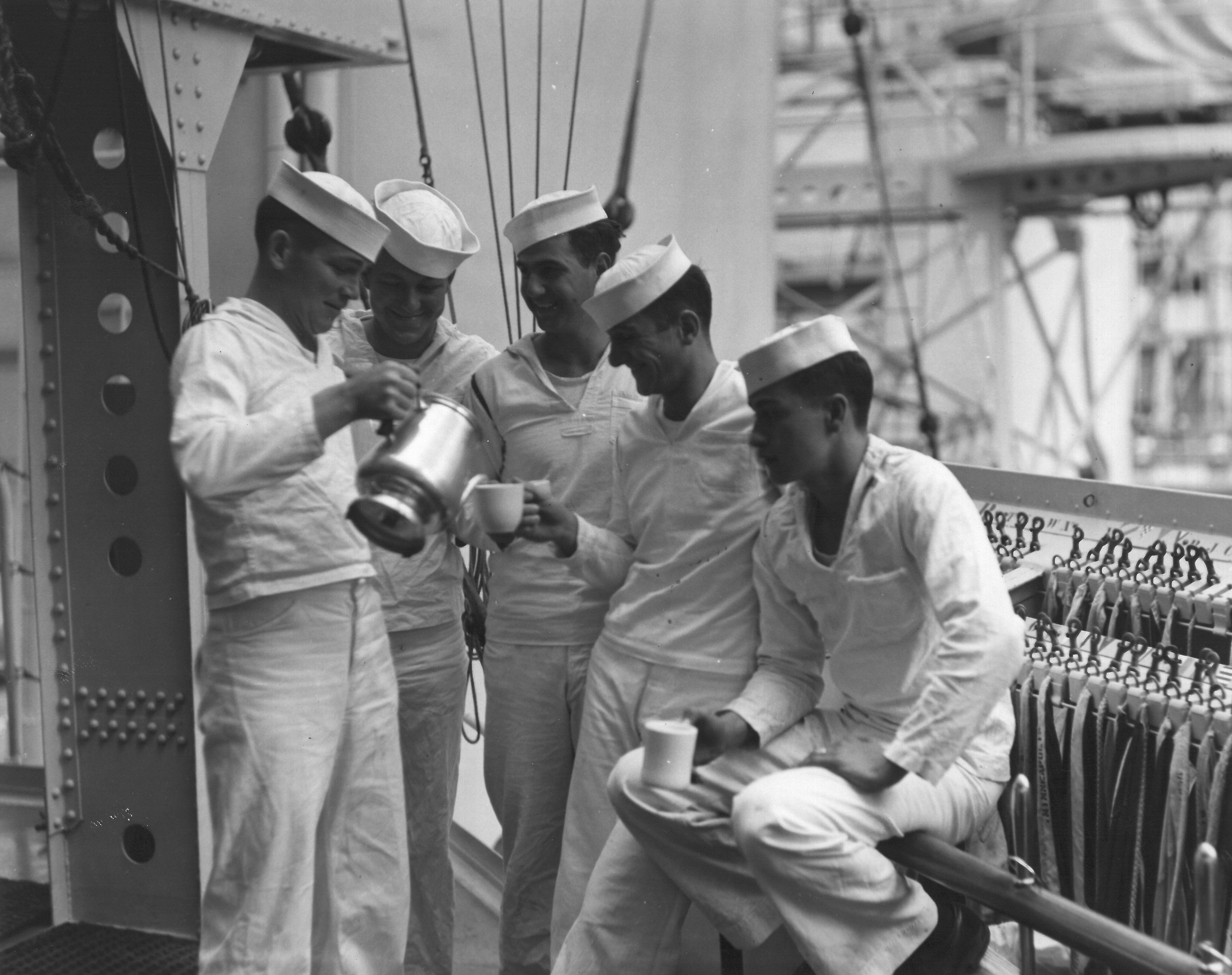 A Hundred Years Dry The U S Navy S End Of Alcohol At Sea