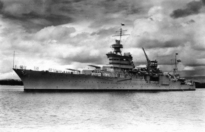 Billionaire Paul Allen Finds Lost World War II Cruiser USS Indianapolis in the Philippine Sea