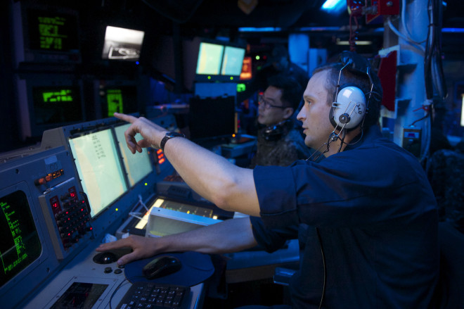 Lincoln Carrier Strike Group to Deploy with Information Warfare Commander on Staff