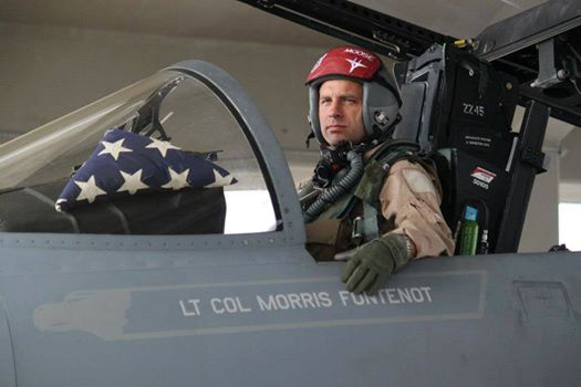 Updated: Air Force Identifies F-15C Pilot Killed in Wednesday Crash