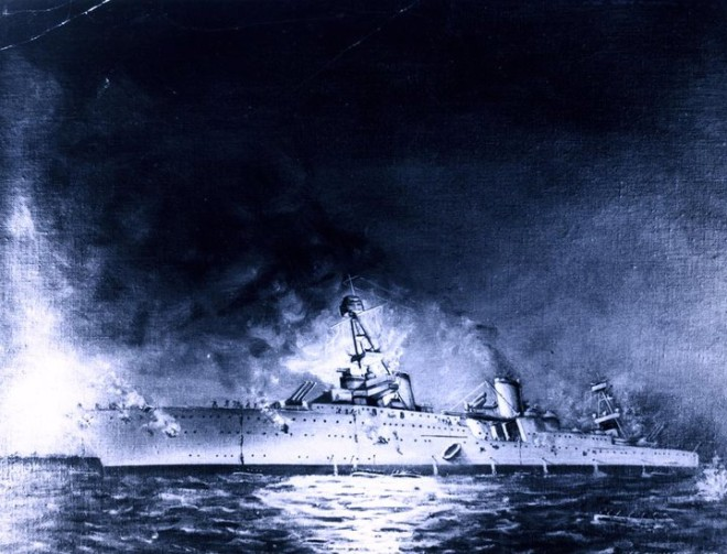 The 'Nightmare' Night USS Houston Went Down