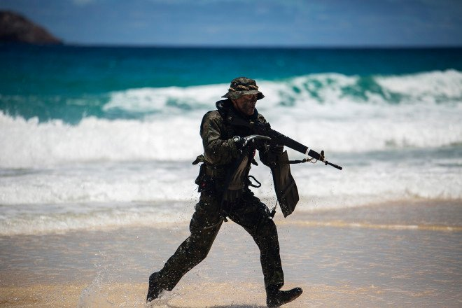 Amphibious Operations Key Focus of U.S.-Japan Keen Sword Exercise
