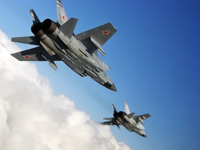 Russia to Develop MiG-31 Replacement Starting In 2017