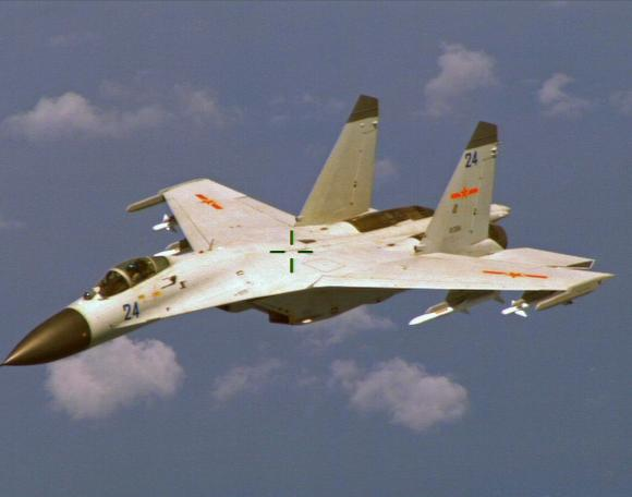 China Contests Pentagon Account of 'Unsafe' Intercept of U.S. Navy Surveillance Plane by PLA Fighters