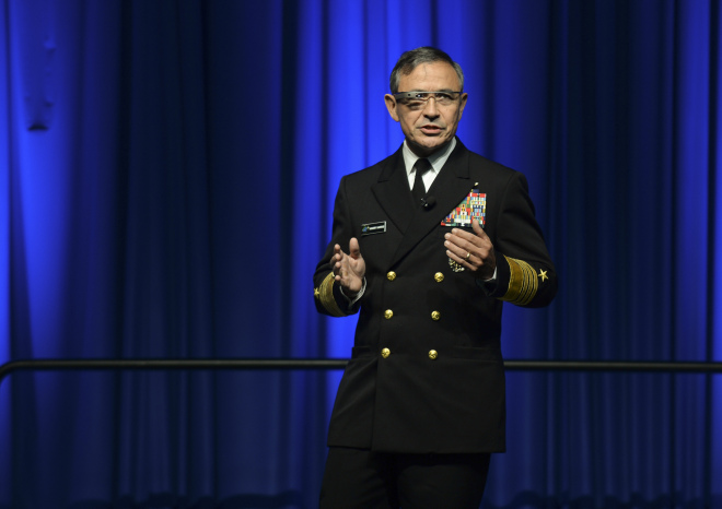 U.S. Pacific Fleet Commander Harris Nominated to Head U.S. Pacific Command