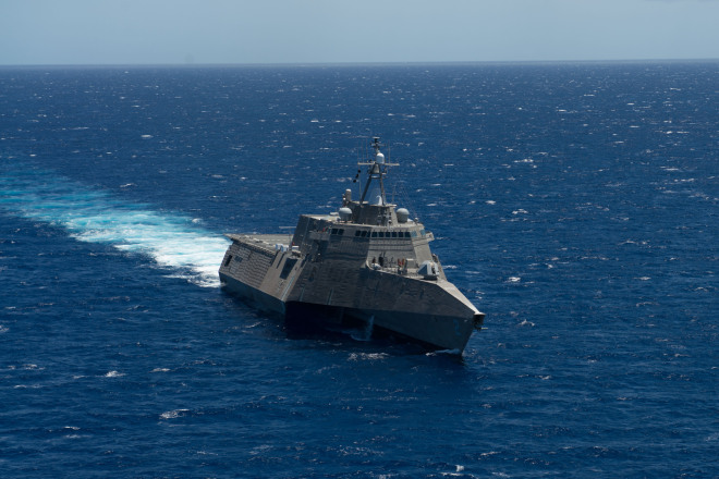 Document: Report to Congress on Littoral Combat Ship Program