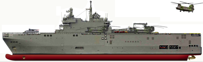 Opinion: A Mistral For Canada