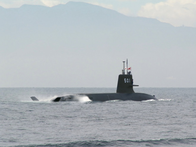 Japan Outlines Bid for Australia's SEA1000 Future Submarine Program