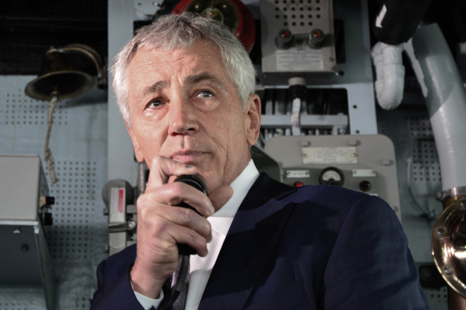 Document: Chuck Hagel's Farewell Message to the Pentagon