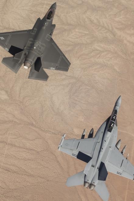 Navy To Base F-35Cs at NAS Lemoore