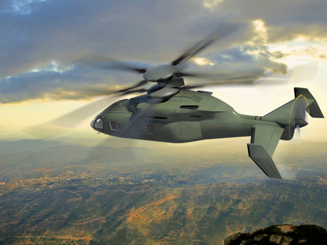 U.S. Army Selects Bell and Sikorsky/Boeing to Build Prototypes for Next Generation Helicopter Program