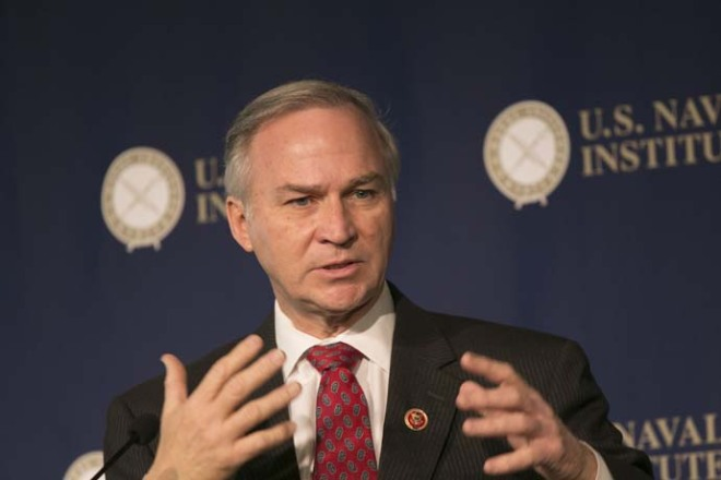 Randy Forbes to CNO Greenert: 'The Navy Desperately Needs A Strategy'