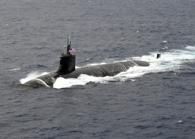 Assessment of Damaged Attack Boat USS Connecticut Begins in Guam