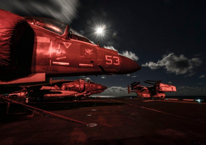 U.S. Marines to Retire Harrier Fleet Earlier Than Planned, Extend Life of Hornets