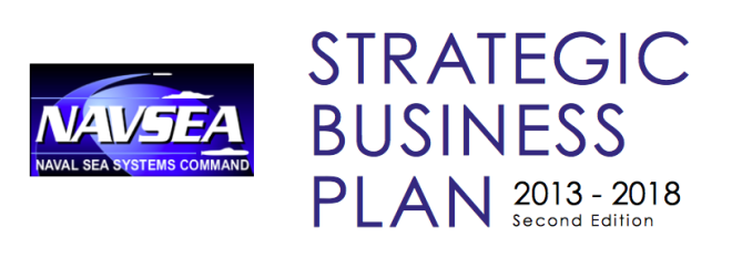 Document: NAVSEA Strategic Business Plan