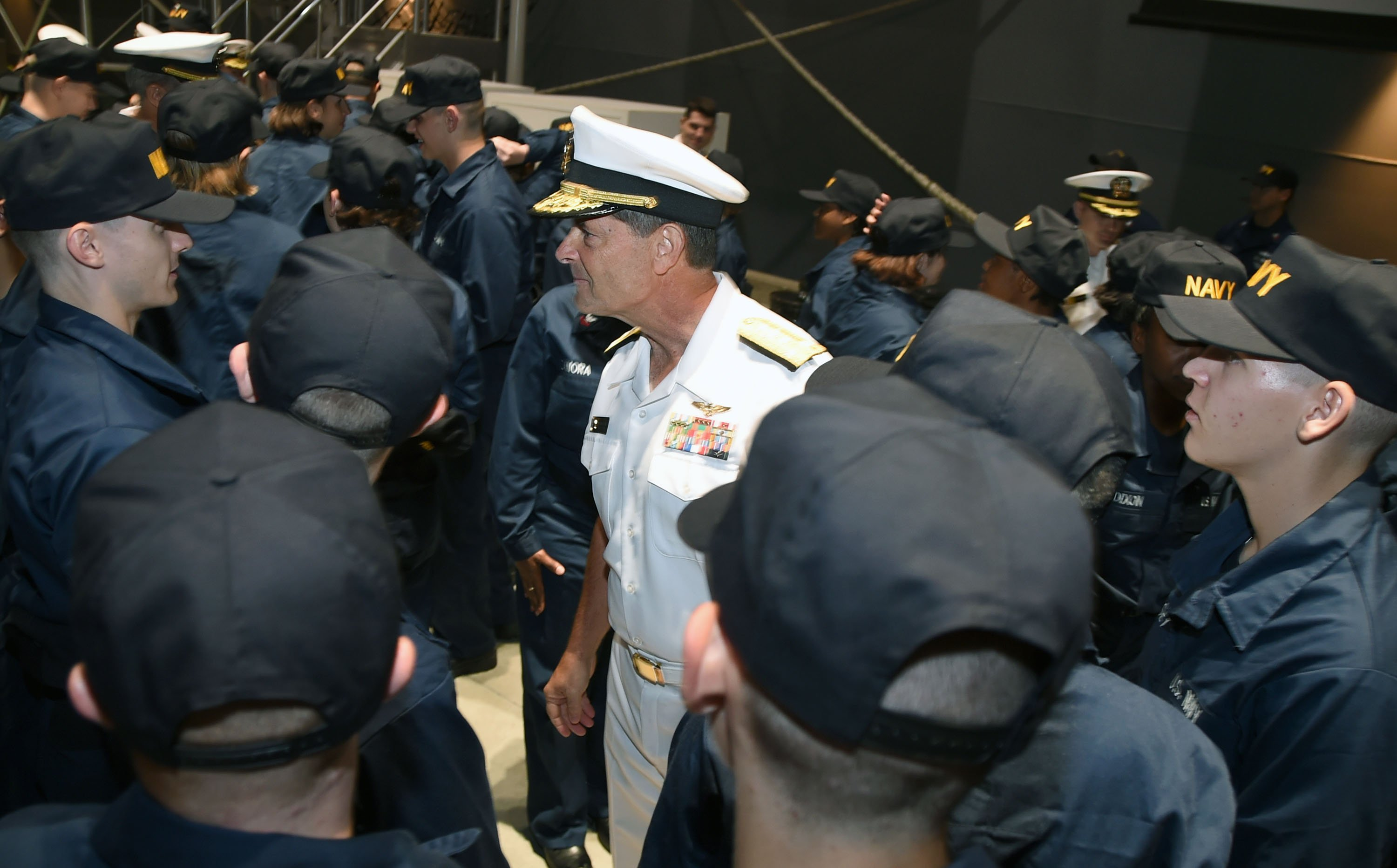 Navy officer blog