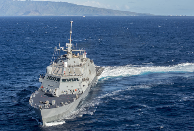 Frigate Will Leverage Littoral Combat Ship Testing, Focus on New Combat Systems