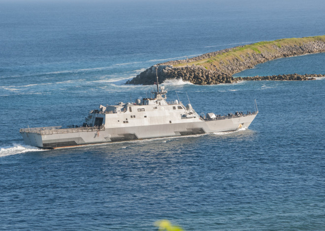 Navy: Fleet Put LCS Follow-on Focus on Surface and Sub Threats, Not Air