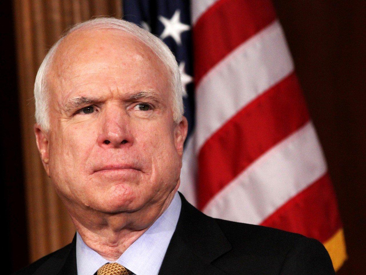 Opinion: John McCain, The Senate Torture Report and The Revolutionary War - USNI News - John-McCain