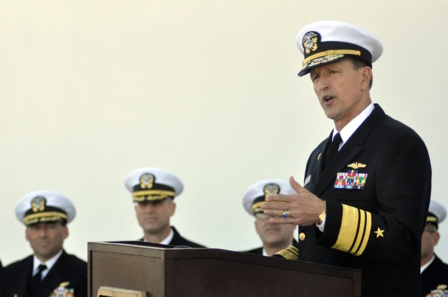 NAVSEA Chief Talks Risk, Cyber and A New Era of Naval Shipbuilding