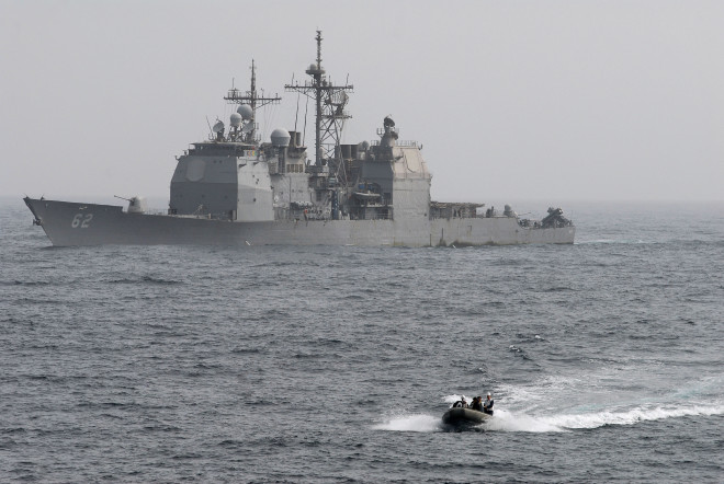 Cruiser Chancellorsville to Move from San Diego to Japan