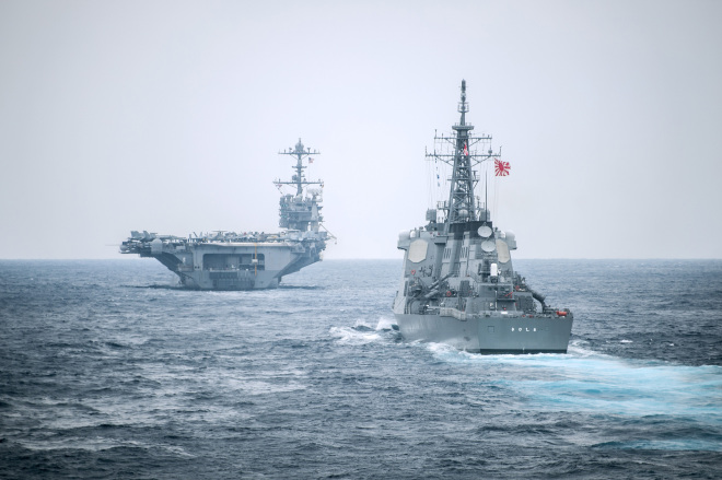 Japan Cabinet Approves Aegis Ashore Buy to Supplement DDGs In Ballistic Missile Defense