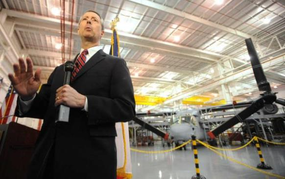 Thornberry: Budget Control Act Limits on Defense Spending Could End Soon