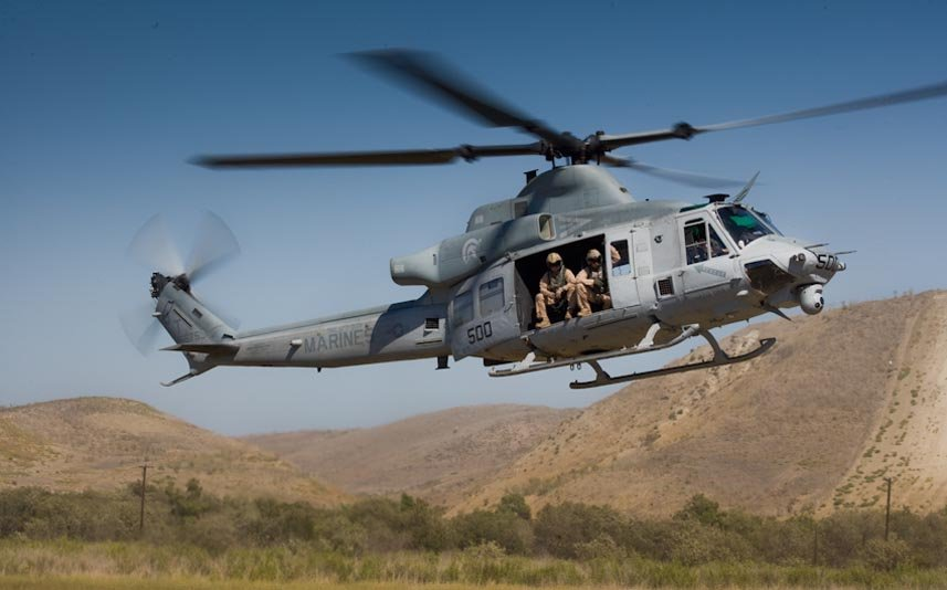 UH-1Y Venom. Bell Photo