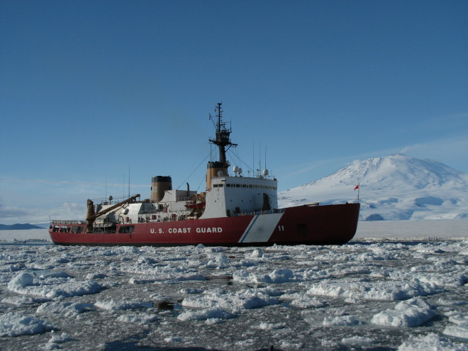 Coast Guard Working With Canadians, Finns on Future Icebreaker Design
