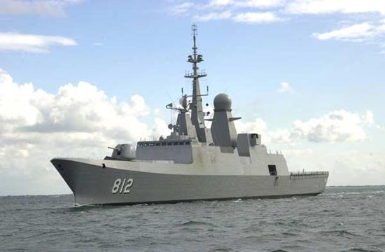 Royal Saudi Navy frigate, HMS Al Riyadh (812)