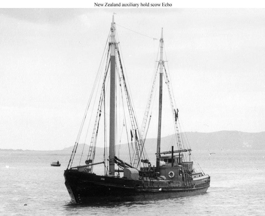 Spy ship USS Echo
