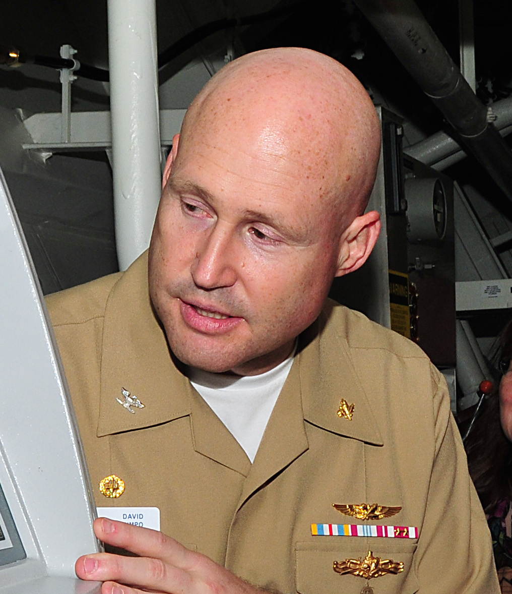 Then Capt. David Pimpo, commanding officer of Fleet and Industrial Supply Center (FISC) San Diego in 2011. US Navy Photo