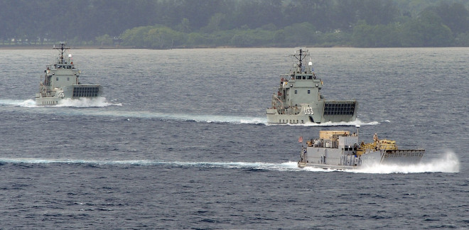 Analysis: The Philippines' Naval Build Up