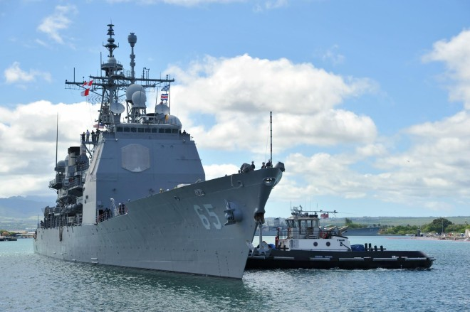 Navy Pitches Cruiser Layup Plan, Again