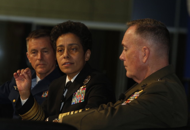 WEST: Sea Service Leaders Outline Challenges