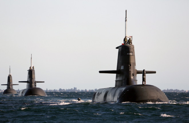Australia Taking Long View in Defense Spending in Emerging Sub, Frigate Programs