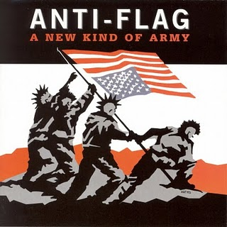 Anti-Flag – A New Kind of Army, 1999