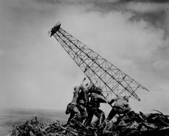 Iwo Jima oil